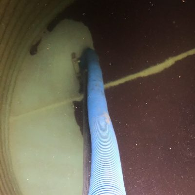 cleaning tank